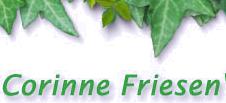 Corinne Friesen Blog